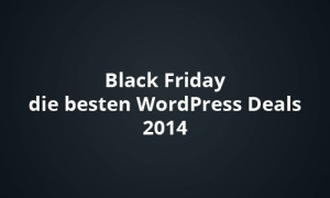 Black Friday & Cyber Monday Deals 2014